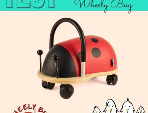 Nous avons testé : le porteur Wheely Bug  —- non sponsorisé —-