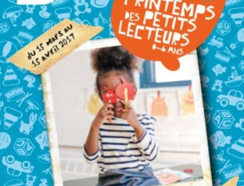 Printemps des Petits Lecteurs 2017