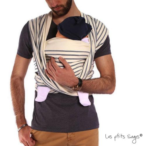 portage bébé à Lyon