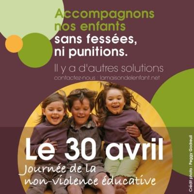 Journée pour la non-violence Educative