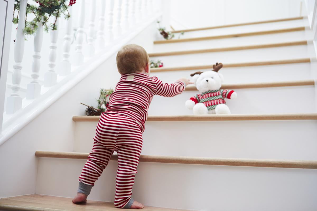 Les Ptits Sages - Premiers secours bébé - Escalier 2