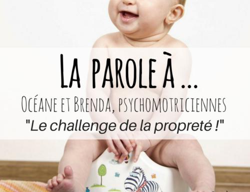 #LA-PAROLE-A : Le challenge de la propreté !