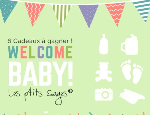 Un bébé ça se fête : quelques conseils et 1 super jeu concours !